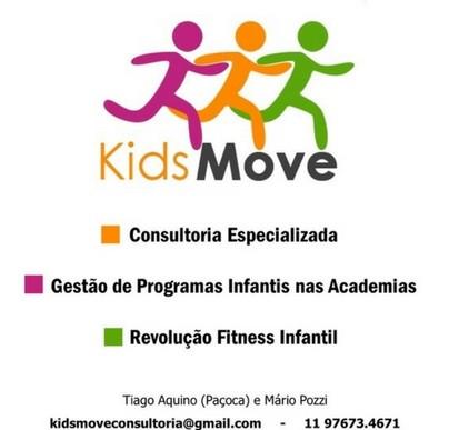 Kids Move – Revolução Fitness Infantil – Consultoria Especializada