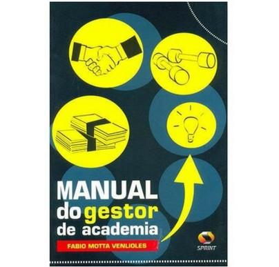 Manual do Gestor de Academia