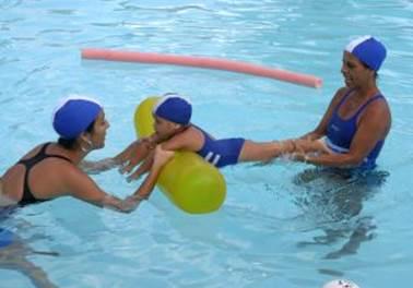 Hidroterapia invade academias e torna-se nova ferramenta de tratamento na água