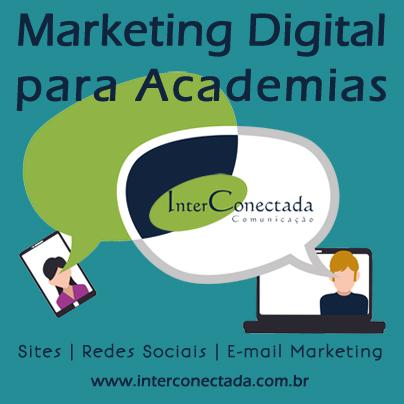 Interconectada – fortaleça a imagem digital de sua academia