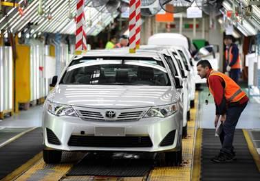O modelo Toyota de produção em favor da sua academia