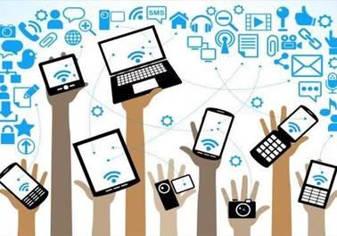 O poder da internet para a sua academia