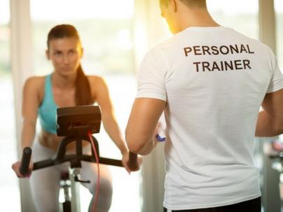 A realidade da figura do personal trainer nas academias