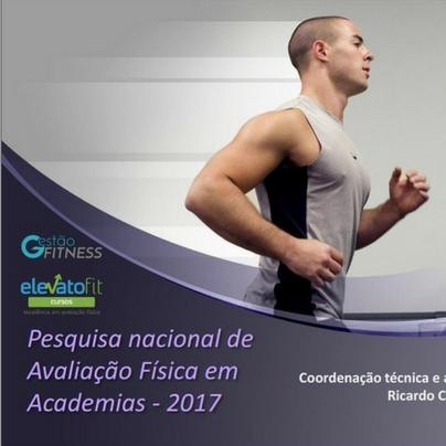 Ebook – Pesquisa Nacional sobre a Avaliação Física nas Academias
