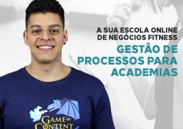 Gestão de Processos nas Academias