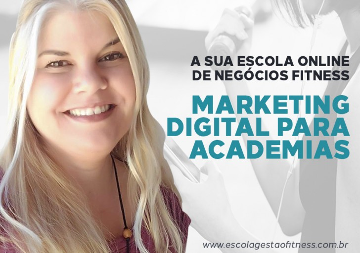 Marketing Digital para Academias