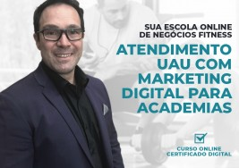 Atendimento UAU com Marketing Digital