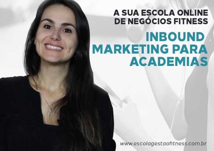 Inbound Marketing para Academias